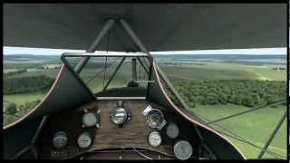 (PC) Rise Of Flight: Tour of the Breguet 14.B2