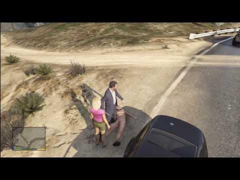 Naked (NUD)Trevor [Menyoo] GTA 5 18+ - YouTube