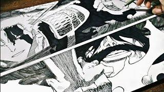 Bleach-Drawing a Manga Page[#7]