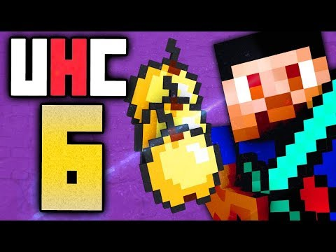 Minecraft UHC #6 (Season 19) - ULTRA HARDCORE