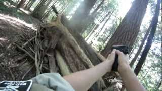 WOLF PACK AIRSOFT kwa m1911 mkIV gameplay 7-22-12 Thumbnail