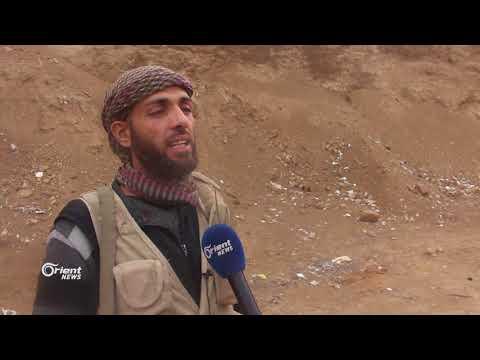 جيش الإسلام لأورينت نيوز : مايروجه إعلام النظام حول تل فرزات غير صحيح  - 19:21-2018 / 1 / 16