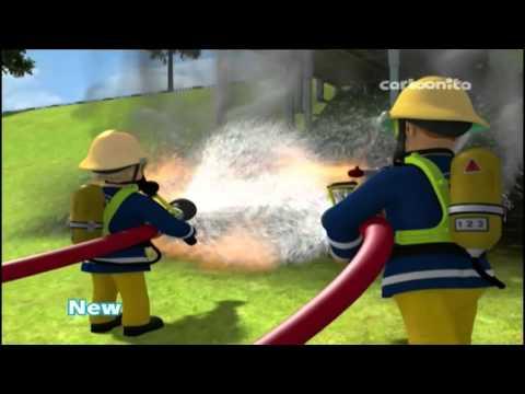 Cartoonito UK Bob The Builder Fireman Sam New Episodes March 2016 Promo