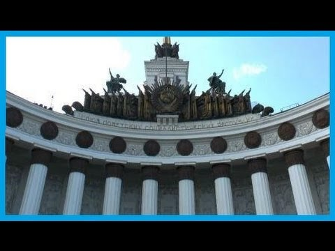 I love RUSSIAN (Moscow city) ВВЦ Москва