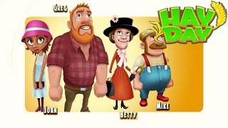 Hay Day App Gameplay - Strangers Visit - Episode 2