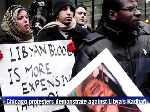 Anguish from Libyan bloodshed reaches Chicago