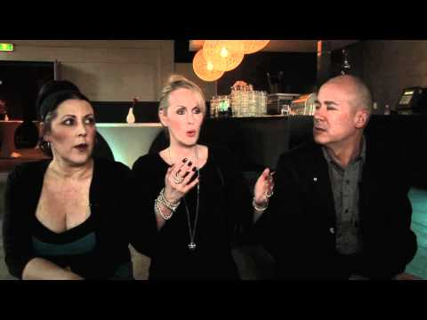 Interview The Human League - Philip Oakey, Joanne Catherall and Susan Ann Sulley (part 1)