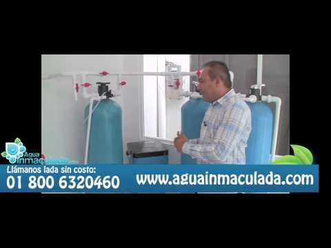Plantas purificadoras de agua proceso de purificaci n for Plantas de purificacion