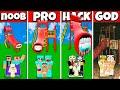 Gambar cover Minecraft Battle FAMILY EXTRA SLIDE SCP HOUSE BUILD CHALLENGE NOOB vs PRO vs HACKER vs GOD Animation