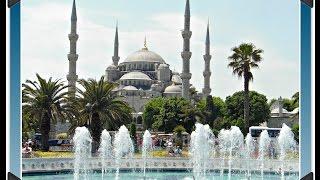 Куда пойти в Стамбуле? Голубая мечеть (мечеть Султанахмет). Площадь Ипподрома(Голубая мечеть или мечеть Султанахмет несомненно является одной из главных достопримечательностей Стамб..., 2015-06-17T10:30:24.000Z)