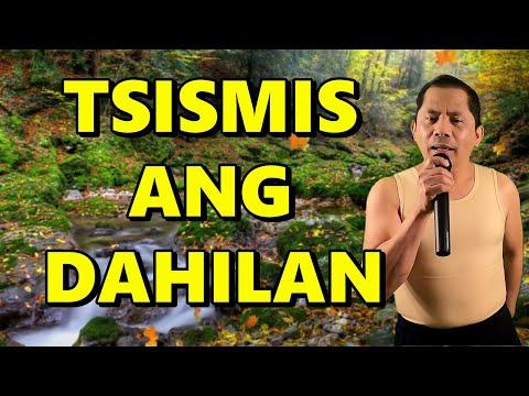 TSISMIS ANG DAHILAN (Parody of Ikaw Ang Dahilan) - Alexander Barut