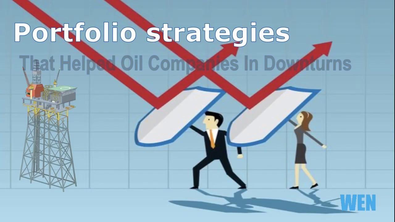 Downturn Strategies in Upstream E&P
