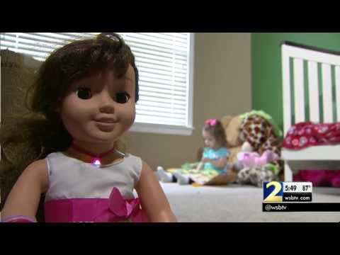 Is your child's toy spying on you?