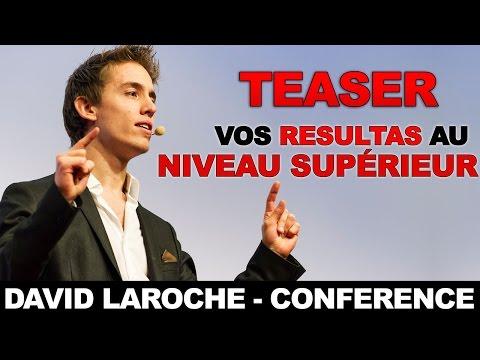 David Laroche - conférence teaser & demo video - Nouvelle version