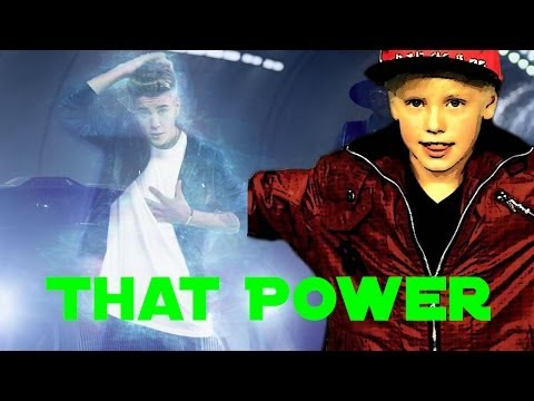 Will I.AM ft. Justin Bieber - That Power (feat Carson Lueders) Official Music Video