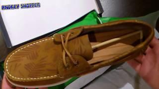 видео Обувь Geox