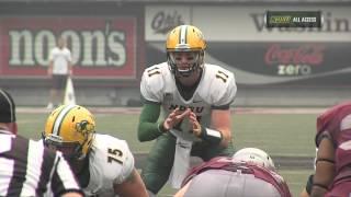 NDSU Football Falls to Montana in Season Opener, 38-35