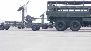 AFP 80th Anniversary - Parade of Military Transport Vehicle and Heavy Equipment