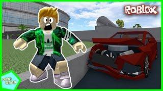 SHOCK! BROKE the EXPENSIVE CAR in ROBLOKS CAR KRAShERS 2 | Roblox