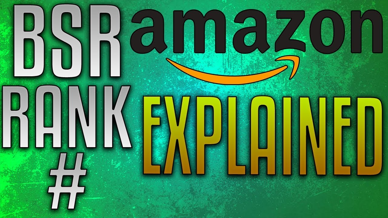 what does sales rank mean on amazon