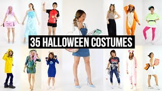 35 Last Minute Halloween Costumes Ideas You Must Try!