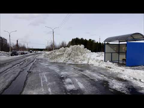 Ревда Мурманской. Итоги зимнего содержания дорог администрацией