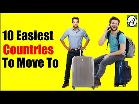 The Top 10 Easiest Countries to Immigrate To