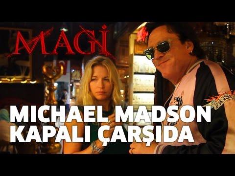 Michael Madsen Kapalı Çarşı'yı Gezdi!