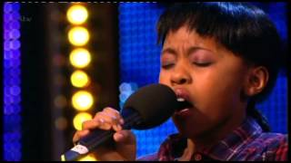 BRITAIN'S GOT TALENT 2013 - ASANDA JEZILE (11 YRS)
