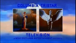 Columbia TriStar Television logo from 1999 to 2001 HD Version (with Charlie O'Donnell voice over)