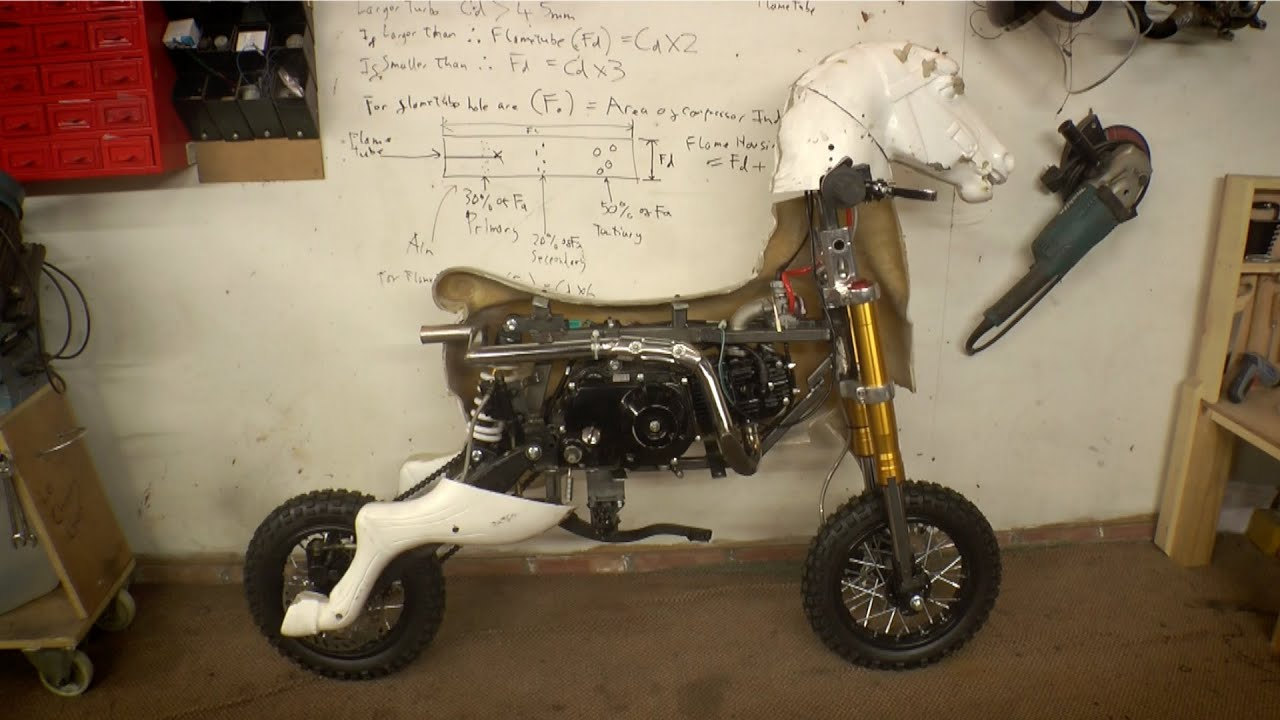 building a motorhorse youtube - Homemade Scooter Cover Horse Plans