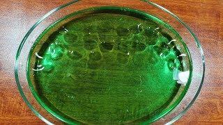 Thử Nghiệm 3 Cách Làm Slime Với Muối