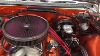 1965 Impala SS big block 4 speed