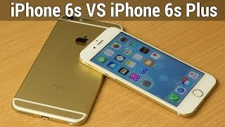 iPhone 6s VS iPhone 6s Plus сравнение. Кто лучше Apple iPhone 6s или iPhone 6s Plus от FERUMM.COM