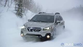 Best Wagon: 2018 Subaru Outback - AutoWeb Buyer's Choice Award Winner
