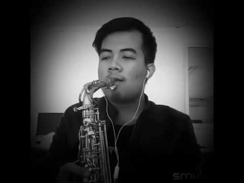 Dengan Menyebut Nama Allah - Novia Kolopaking (Saxophone Cover by Bagas Anjar)