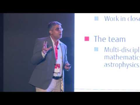 Fujitsu World Tour 2016- Bangalore- Ashok Chaudhary
