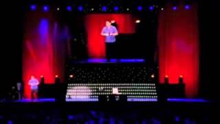 Peter kay on karaoke lyrics. Funny.