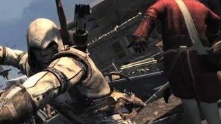Assassin's Creed III — Русский трейлер геймплея на русском! (HD)