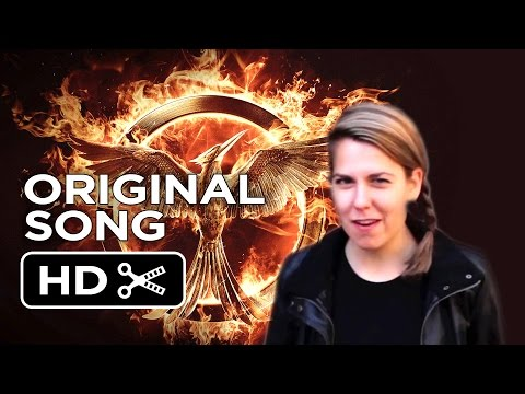 The Hunger Games Franchise Folk Song  Ali Spagnola Music  2014 HD