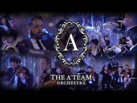 The A Team Orchestra - The Music Of Abie Rotenberg