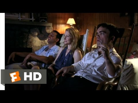 The Station Agent (10/12) Movie CLIP - Train Chasing Premiere (2003) HD