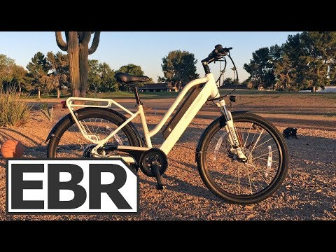 Surface 604 Rook Video Review - $1.8k Smooth, Responsive, City Electric Bike