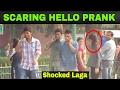 Scaring Hello Prank - PrankBuzz
