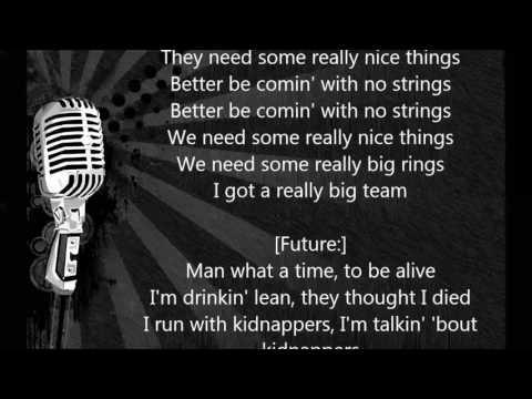 big rings- Drake Lyrics