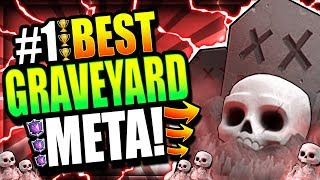 UNSTOPPABLE META DECK!! TRY THIS DECK!! #1 Best Graveyard Deck - Clash Royale Graveyard Deck 2018