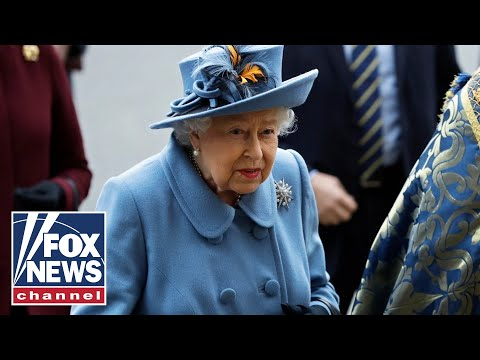 The Queen addresses the UK on coronavirus