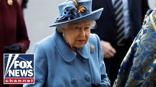 The Queen addresses the UK on coronavirus