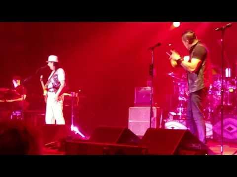 Santana Smooth/Love Peace Happiness Tulsa...