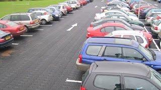 Передняя и задняя парковка. Простые правила